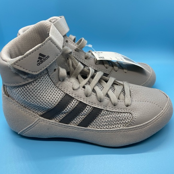 Adidas HVC 2 Youth Light Onyx Wrestling Shoes